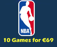 Incredible 10 game offer